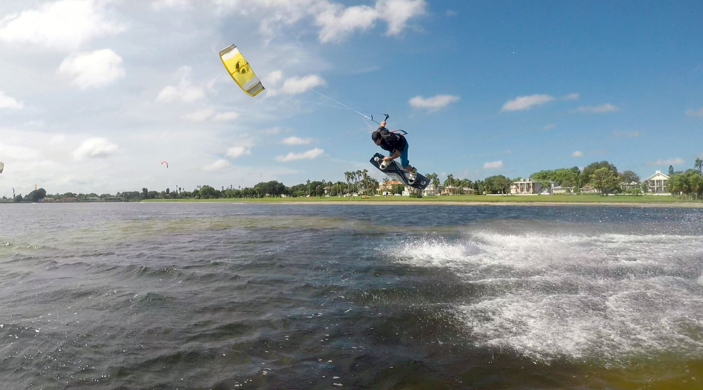2018 Cabrinha Chaos Review - Kiteboarding St Petersburg