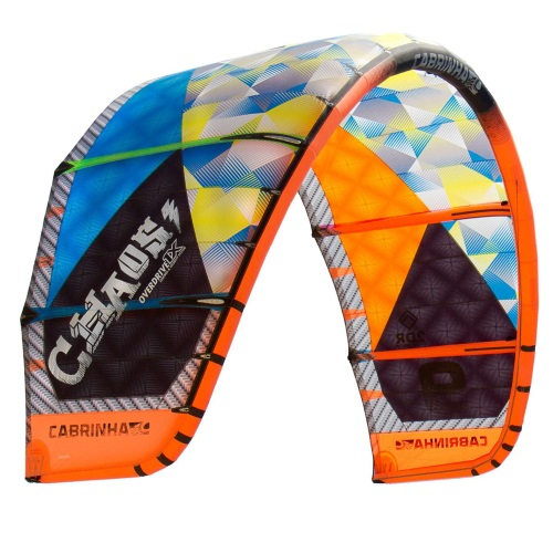 Kite review Cabrinha Chaos 2018